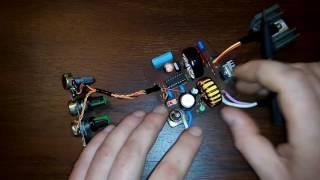 Регулятор струму і напруги на TL494