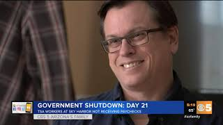 How government shutdown is affecting some Arizonans on furlough