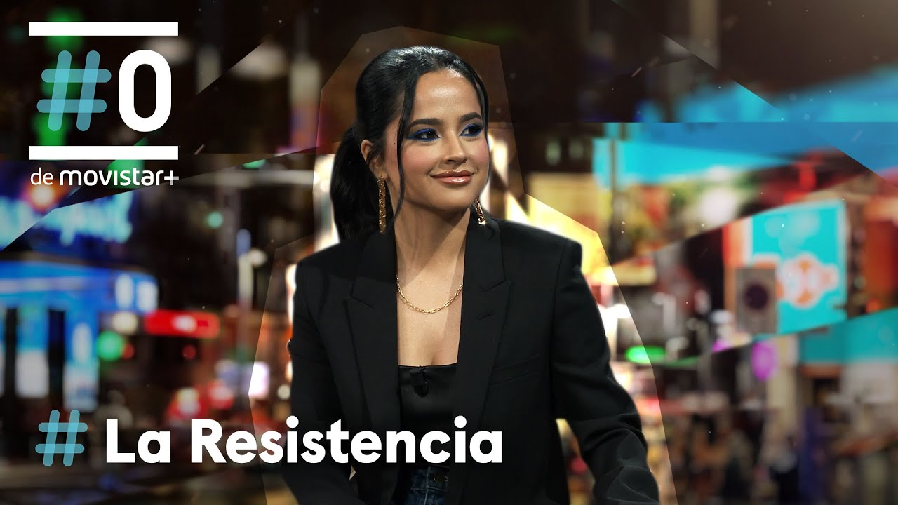 Download LA RESISTENCIA - Entrevista a Becky G | #LaResistencia 05.10.2021