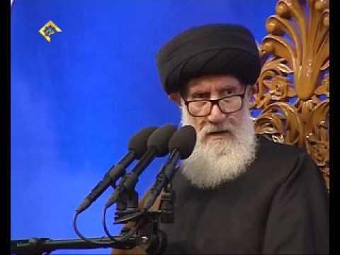 مروری بر دعای هفتم صحیفه سجادیه حجت الاسلام فاطمی نیا