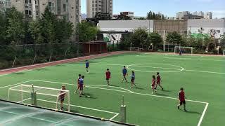 IGCSE football match 17/09/19