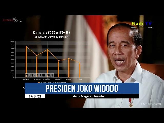Larangan Mudik Lebaran 2021, Ini Arahan Jokowi Untuk Masyarakat