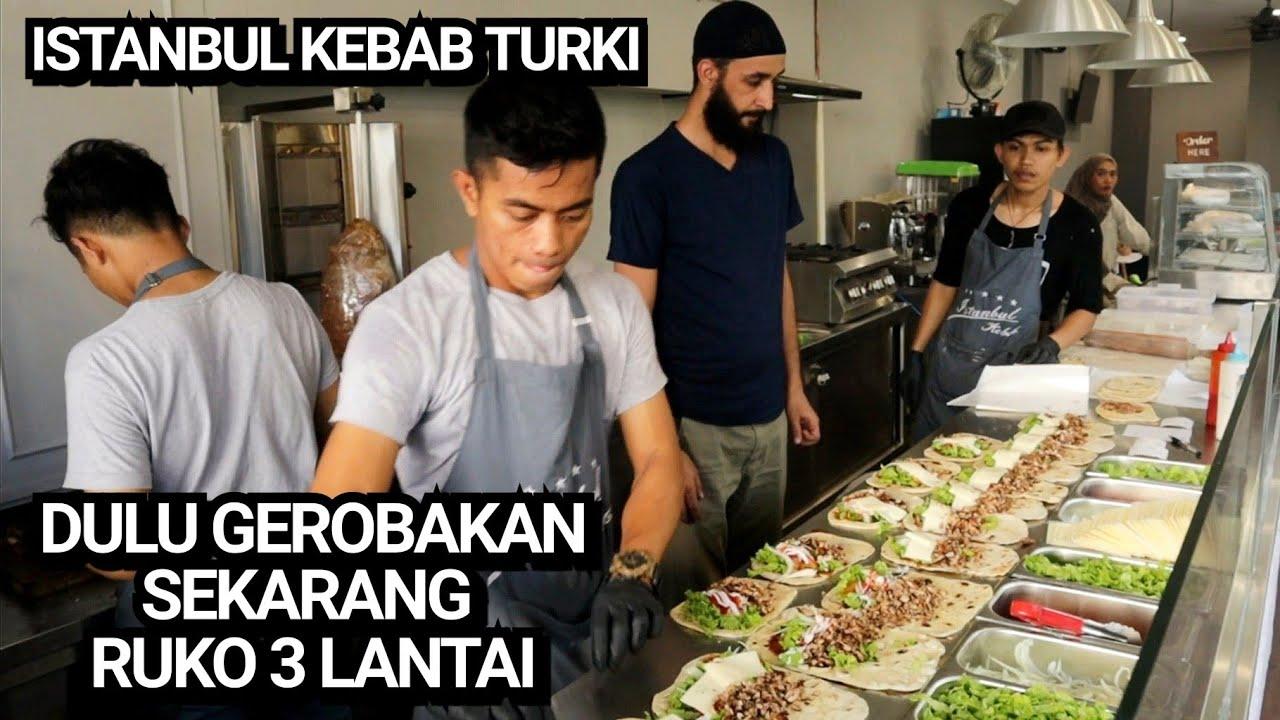 Download GREBEK RUKO 3 LANTAI KEBAB TURKI YANG VIRAL YANG SUDAH ADA HAMPIR 300 CABANG FRANCHISE !!!