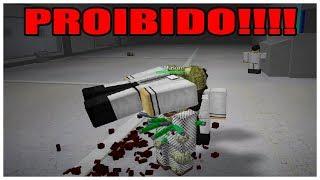 RO-BIO EST BACK IN ROBLOX!! LA CARTE INTERDITE!!