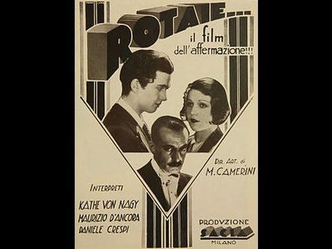 """""""Rotaie"""" (1929) di Mario Camerini"""