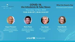 Leading Minds #9 TRAILER: #COVID19, the Infodemic and Fake News