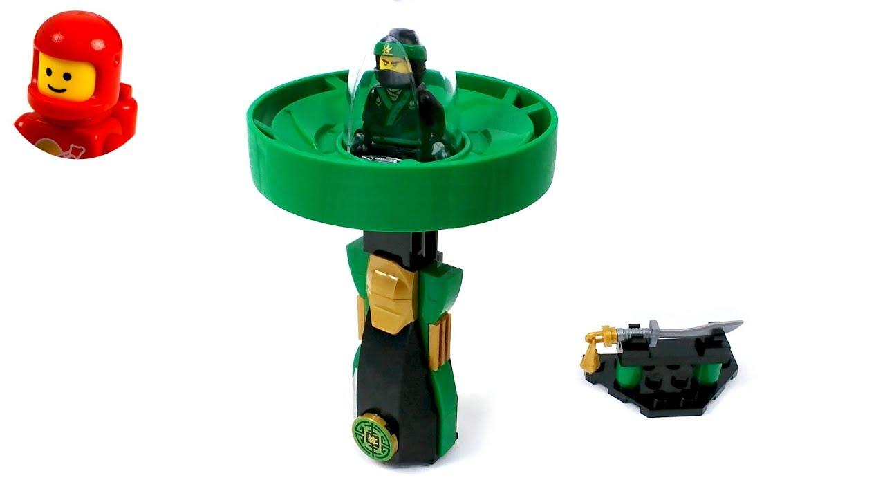 high fashion lowest price good LEGO Ninjago Movie 70628 Lloyd - Spinjitzu Master Lego Speed Build