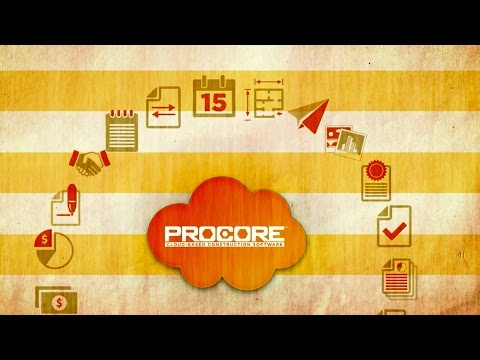 Procore Construction Project Management Software Overview