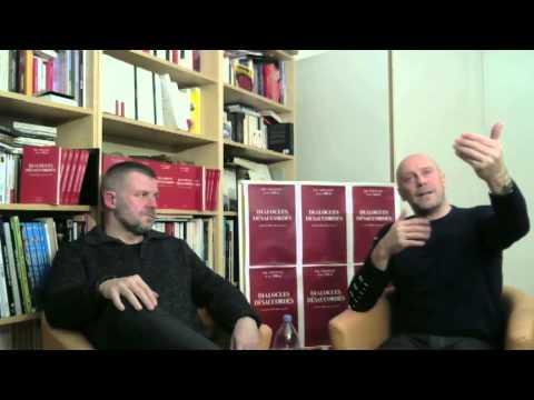 Dialogues Désaccordés entre Eric Naulleau et Alain Soral
