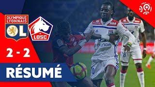 Résumé Long OL / Lille 2019 | Ligue 1| Olympique Lyonnais