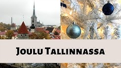 Oho, mikä reissu! Joulu Tallinnassa
