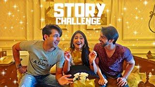 Story Challenge | Rimorav Vlogs