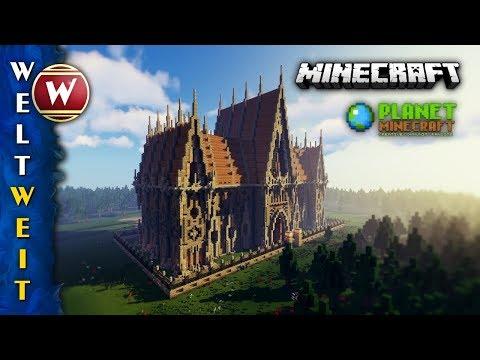 Das Waldanwesen ||  Minecraft Mittelalter || Winthor Weltweit