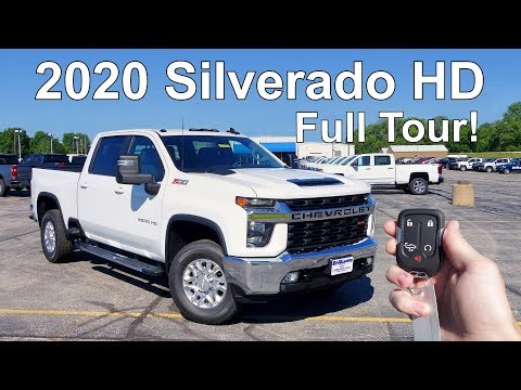 2020 Chevy Silverado 2500HD LT Z71 | FULL TOUR!
