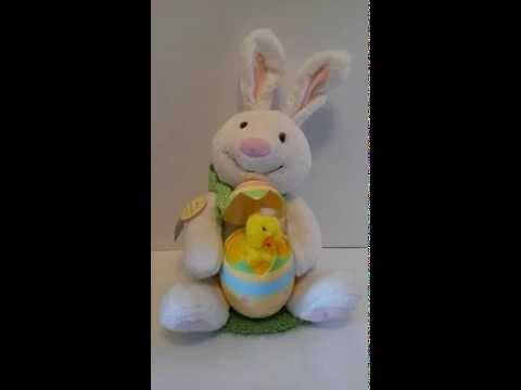 rockin robin easter bunny and chick animated