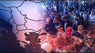 Elkezdték kiüríteni a Bihács melletti migránstábort