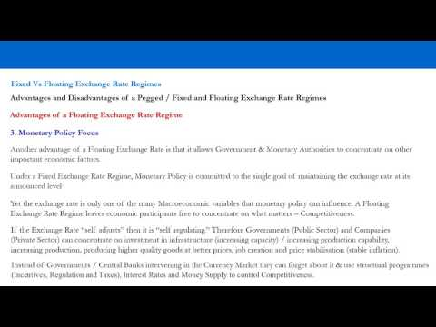 FOREX Market Foundation 2 = Regimes - Sample Video 2
