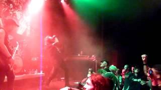 VISIONS OF WAR live @ Dynamo, Eindhoven (Bloodshed Fest - 13.10.2012) - FULL CONCERT