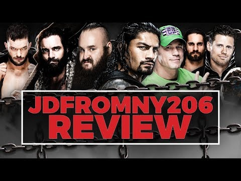 WWE Elimination Chamber 2018 Full Show Review & Results: WWE DOES IT FOR ROMAN REIGNS...AGAIN