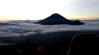 Panorama Bukit Sikunir Dieng