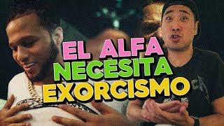 Suave Remix El Alfa El Jefe REACCION Coreano Loco