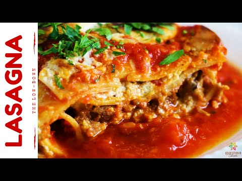 THE Best Vegan Lasagna
