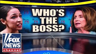 Who's the face of the Democratic Party?