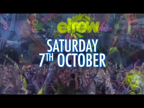 Promo elrow the Garden, Beirut - Nomads, nuevo mundo 7/10/2017