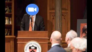 James Cole speaks at Princeton University on Entrepreneurship – July 2020