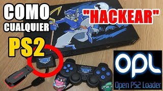 Tutoriales - Como Hackear un PS2 Fat y Slim con OPL (Open PS2 Loader) (Juegos USB) (Super Explicado)