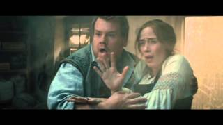 Disney Into the Woods Bonus Feature - The Cast as Good As Gold