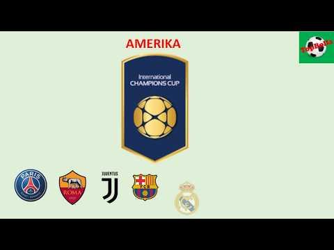 International Champions Cup - Amerika