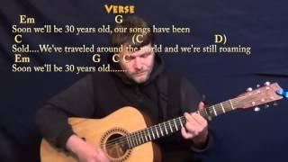 Скачать 7 Years Lukas Graham Guitar Cover Lesson With Chords Lyrics Capo 3rd