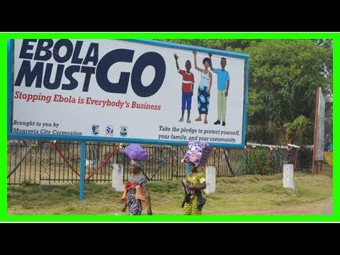 Liberia's ebola epidemic ends