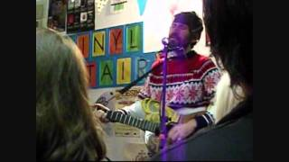 Gruff Rhys - Sensations in the Dark (Spillers, 19-12-2011)