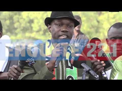 Déclaration Ousmane Sonko: candidat de la coalition ''Sonko President''