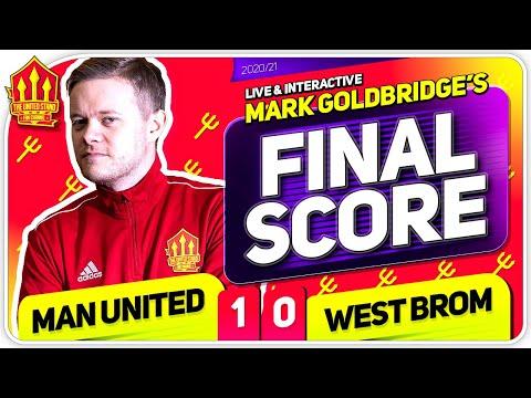 GOLDBRIDGE!! Manchester United 1-0 West Brom Match Reaction