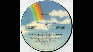 "The Jets - Sending All My Love (Justin Strauss Summer Splash Mix"")"