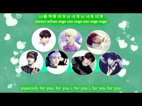 NCT 127 - Once Again (Color Coded Hangul/Rom/Eng Lyrics)