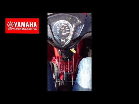 Yamaha Jupiter Fi RC - Max speed (Thử tăng tốc và Tốc độ) ✔