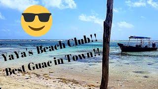 Sea Day & Beautiful Costa Maya- YaYa Beach Club | Norwegian Getaway ep3