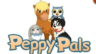 Peppy Pals - Милые животные Android ( Review)