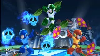 Smash Bros WII U 100% Como obtener ataques especiales, cds y gorros (48/51)