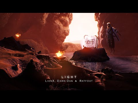 LionX, DamnDan & Ratfoot – Light