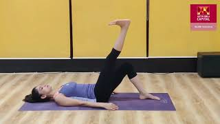 Active Dayz at Home - Join the pilates session conducted by Shalini Bhargava