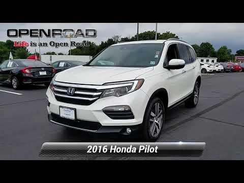 Certified 2016 Honda Pilot Touring, Edison, NJ 10895P