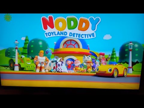 Noddy Theme Tune - Welcome to Noddy's World Song 2016