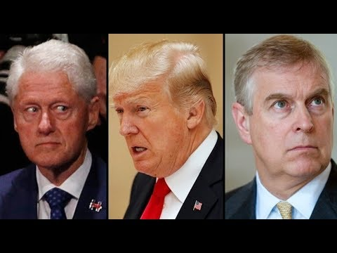 Epstein pals 'sweating'