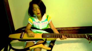 Y Linh Playing Guitar.mp4