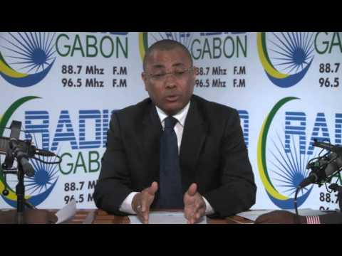 Radio Gabon - Interview de Désiré GUEDON, Ministre de l'Urbanisme et du Logement